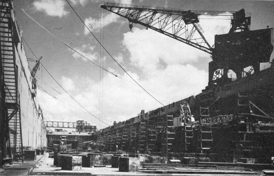Dry Dock No. 4, Pearl Harbor Navy Yard