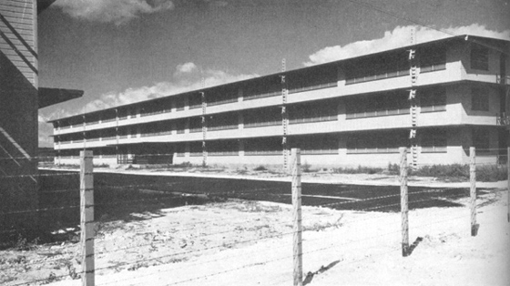 Barracks for Civilian Housing, Marine Corps Air Station, Ewa